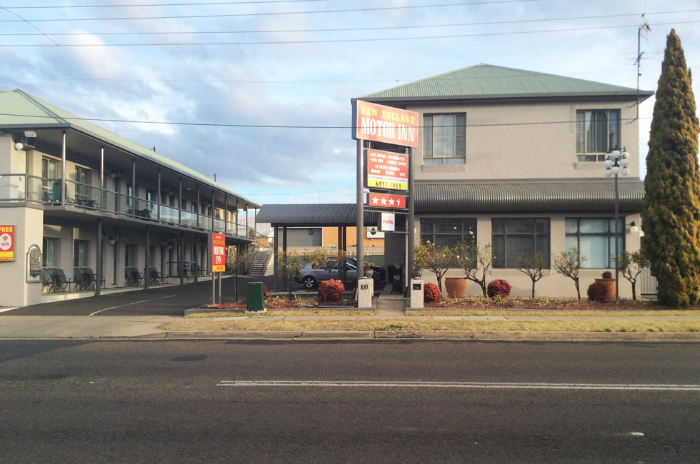 Welcome to New England Motor Inn located in the heart of Armidale.
